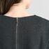 Платье женское O'stin Платье женское с молнией на спинке LT4W14-G8 - фото 4