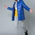 Верхняя одежда мужская Etelier Куртка мужская плащевая утепленная 4М-9469-1 - фото 1