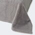 Подарок Ecotex Декоративный флисовый плед 150х200 Elegance Серый - фото 1