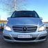 Прокат авто Mercedes-Benz Viano 2013 серебристый - фото 3
