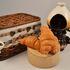 """Торт Tortiki.by Полуфабрикат.  Тестовые заготовки  высокой степени  готовности для  круассана  """"Европейский"""", в/с  (Замороженный) - фото 1"""