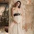 Вечернее платье Кураж Вечернее платье полупрозрачное - фото 2