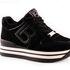 Обувь женская Laura Biagiotti Ботинки женские 5709 черные - фото 1