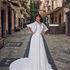 Свадебный салон Bonjour Galerie Платье свадебное TEO из коллекции BELLA SICILIA - фото 5