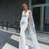 Свадебный салон Crystal Свадебное платье Sally - фото 1