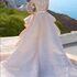 Свадебное платье напрокат Rafineza Свадебное платье Roberta со шлейфом напрокат - фото 1