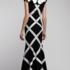 Платье женское Pintel™ Облегающее платье в пол без рукавов Konsta - фото 3