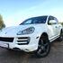 Прокат авто Porsche Cayenne 2009 белый - фото 2
