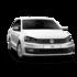 Прокат авто Volkswagen Polo 2018 серебристый - фото 2