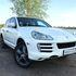 Прокат авто Porsche Cayenne 2009 белый - фото 1