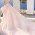 Свадебный салон Rafineza Свадебное платье Roberta со шлейфом - фото 3