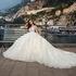 Свадебный салон Bonjour Galerie Свадебное платье ALTA из коллекции NEW COLLECTION - фото 1