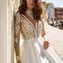 """Свадебное платье напрокат ALIZA свадебное платье  """"Veronichy"""" - фото 3"""