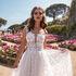 Свадебный салон Bonjour Galerie Свадебное платье TAYANA из коллекции NEW COLLECTION - фото 4