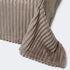 Подарок Ecotex Декоративный флисовый плед 180х200 Bali Коричневый - фото 1