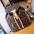 Магазин сумок Louis Vuitton Рюкзак женский коричневый - фото 1