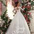 Свадебное платье напрокат Garteli Свадебное платье Gartely 901 - фото 2
