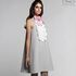 Платье женское Pintel™ Мини-платье А-силуэта без рукавов Chito - фото 1
