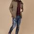 Верхняя одежда мужская Etelier Куртка мужская плащевая утепленная 4М-8523-1 - фото 2