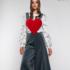 Брюки женские Pintel™ Комплект из блузы и комбинезона Lititso - фото 1