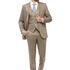 Костюм мужской HISTORIA костюм песочный в тонкую голубую клетку - фото 1
