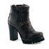 Обувь женская A.S.98 Ботинки женские 543203 - фото 1