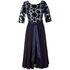 Платье женское Poza Платье Clara (гранатовое) - фото 1