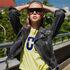 Брюки женские It's me! (Это Я!) Джинсы в бежевом цвете - фото 3