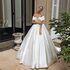 """Свадебное платье напрокат ALIZA свадебное платье """"Monikky"""" - фото 4"""