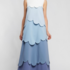 Платье женское Pintel™ Комбинированное платье А-силуэта JUVINIANKA BS - фото 1