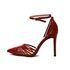 Обувь женская BASCONI Туфли женские RJ2826-1018-3 - фото 1