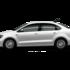 Прокат авто Volkswagen Polo 2018 серебристый - фото 1