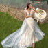 Свадебный салон Papilio Свадебное платье «Моне» модель 19/2002 - фото 1