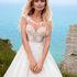 Свадебный салон Bonjour Galerie Свадебное платье AGNIYA из коллекции BON VOYAGE - фото 2