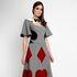 Платье женское Pintel™ Приталенное платье из эластичного хлопка Shiorin - фото 1