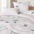 """Подарок Ecotex Сатиновое постельное белье 1,5 сп.  """"Гармоника"""" - """"Сен-тропе"""" - фото 1"""