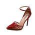 Обувь женская BASCONI Туфли женские RJ2826-1018-3 - фото 3