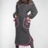 Верхняя одежда женская Pintel™ Пальто Mazaä - фото 8