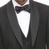 Костюм мужской HISTORIA Смокинг черный с шалевым атласным воротником - фото 2
