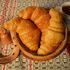"""Торт Tortiki.by Полуфабрикат.  Тестовые заготовки  высокой степени  готовности для  круассана  """"Европейский"""" со  вкусом абрикоса, в/с  (Замороженный) - фото 1"""