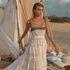 Свадебное платье напрокат Rara Avis Свадебное платье Wild Soul Mina - фото 2