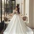 """Свадебное платье напрокат ALIZA свадебное платье """"Monikky"""" - фото 3"""