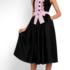 Платье женское Pintel™ Приталенное платье из шёлка без рукавов Wilma - фото 1