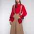 Костюм женский Pintel™ Комплект из блузы и брюк Manolis - фото 1