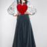 Брюки женские Pintel™ Комплект из блузы и комбинезона Lititso - фото 2