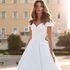 """Свадебный салон ALIZA свадебное платье """"Eftallye"""" - фото 3"""