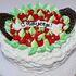 Торт Tortiki.by Юбилейный торт №3 - фото 1