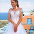 Свадебное платье напрокат Rafineza Свадебное платье Kristel напрокат - фото 2