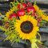"""Магазин цветов Долина цветов Букет  """"УРА, 1 сентября"""" - фото 1"""