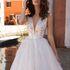 """Свадебное платье напрокат ALIZA свадебное платье  """"Quirinny"""" - фото 2"""